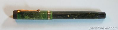 PARKER DUOFOLD SPECIAL VERDE JADE - 2 ANEIS