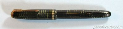 PARKER JUNIOR VACUMATIC 2 ANEIS VERDE