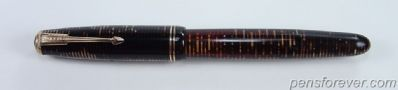 PARKER  JUNIOR VACUMATIC MARROM 2 ANEIS