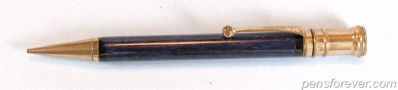 Mechanical pencil pARKER DUOFOLD SR. LAPIS LAZULI BLUE ON BLUE