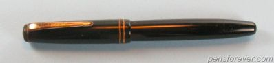PARKER Victory  - English - DARK GREEN - Al. filler