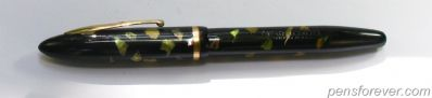 SHEAFFER ADMIRAL FEATHER TOUCH - AVALONE - alavanca