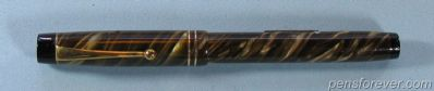 ONOTO - THE DE LA RUE PEN -TWIST CARAMEL