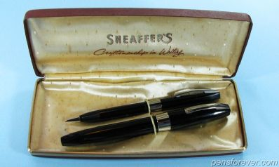 JOGO SHEAFFER PEN FOR MEN I - PRETO - ZERO KM