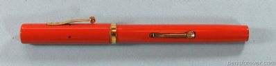 WATERMANS IDEAL  #52  CARDINAL RED