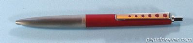 Montblanc Ball Pen Carrera 592 - RED - Rare