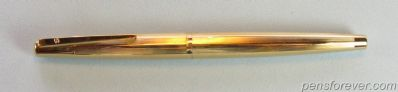 SHEAFFER STYLIST ALL GOLD FILLED