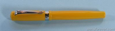 KAWECO STUDENT FOUNTAIN PEN - YELLOW - MINT IN BOX