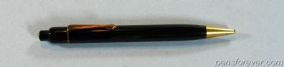 MONTBLANC MECHANICAL PENCIL #72 BLACK