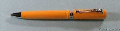 KAWECO STUDENT BALL PEN -  YELLOW - MINT IN BOX