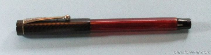 PARKER JACK KNIFE Long Lucky Curve - BAKELITE DEMONSTRATOR